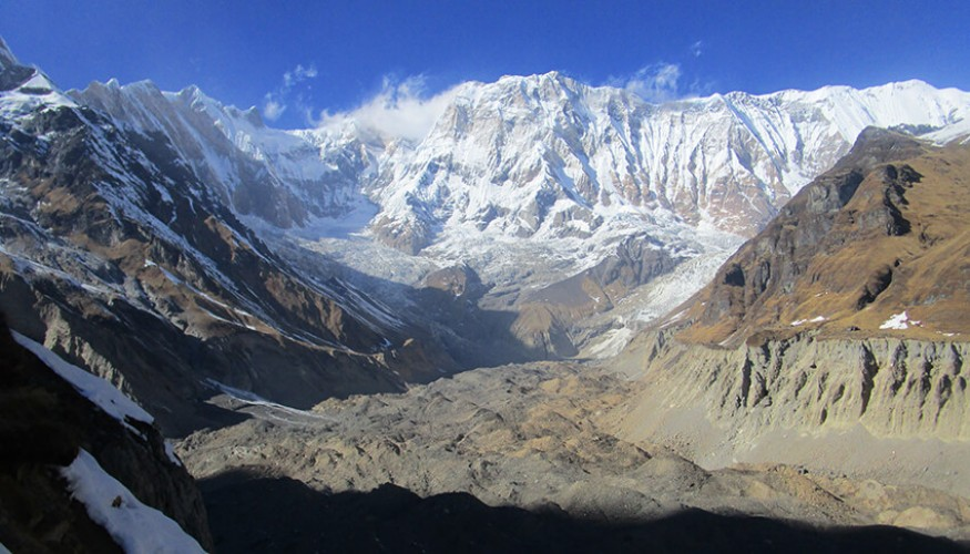 Annapurna Base Camp 7 day Trek