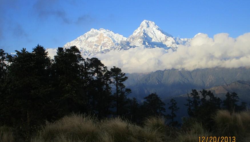 Khopra Mohare Danda Mardi Himal Trek
