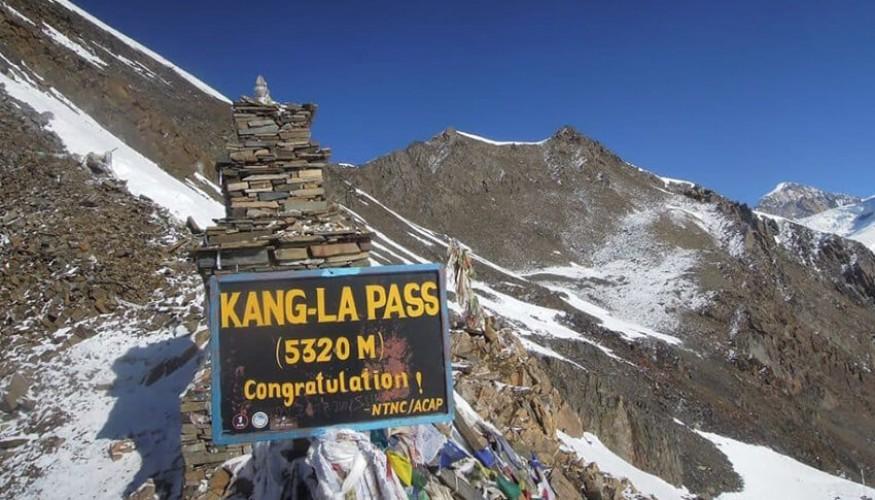Annapurna Narphu Kang La Pass Trek