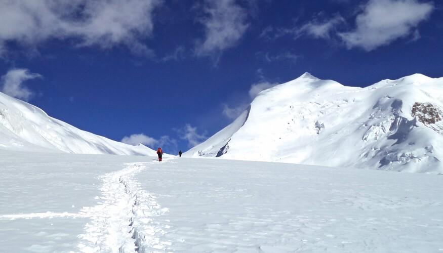Mt. Himlung Expedition 7126m