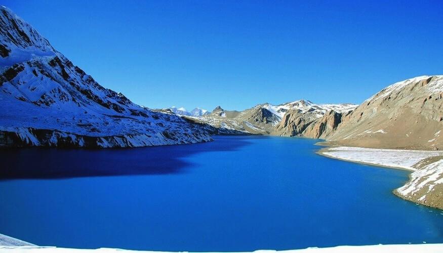 Annapurna Tilicho Lake Mesokanta Pass Trek