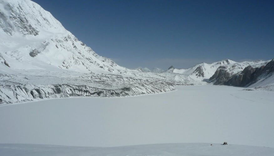 Annapurna Circuit Via Tilicho Lake