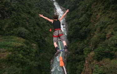 Adventure Bungee jump