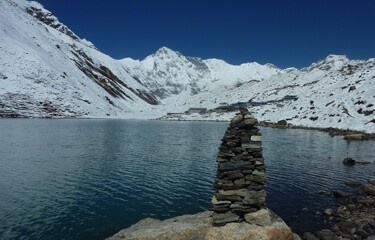 Gokyo Valley Everest view Trek